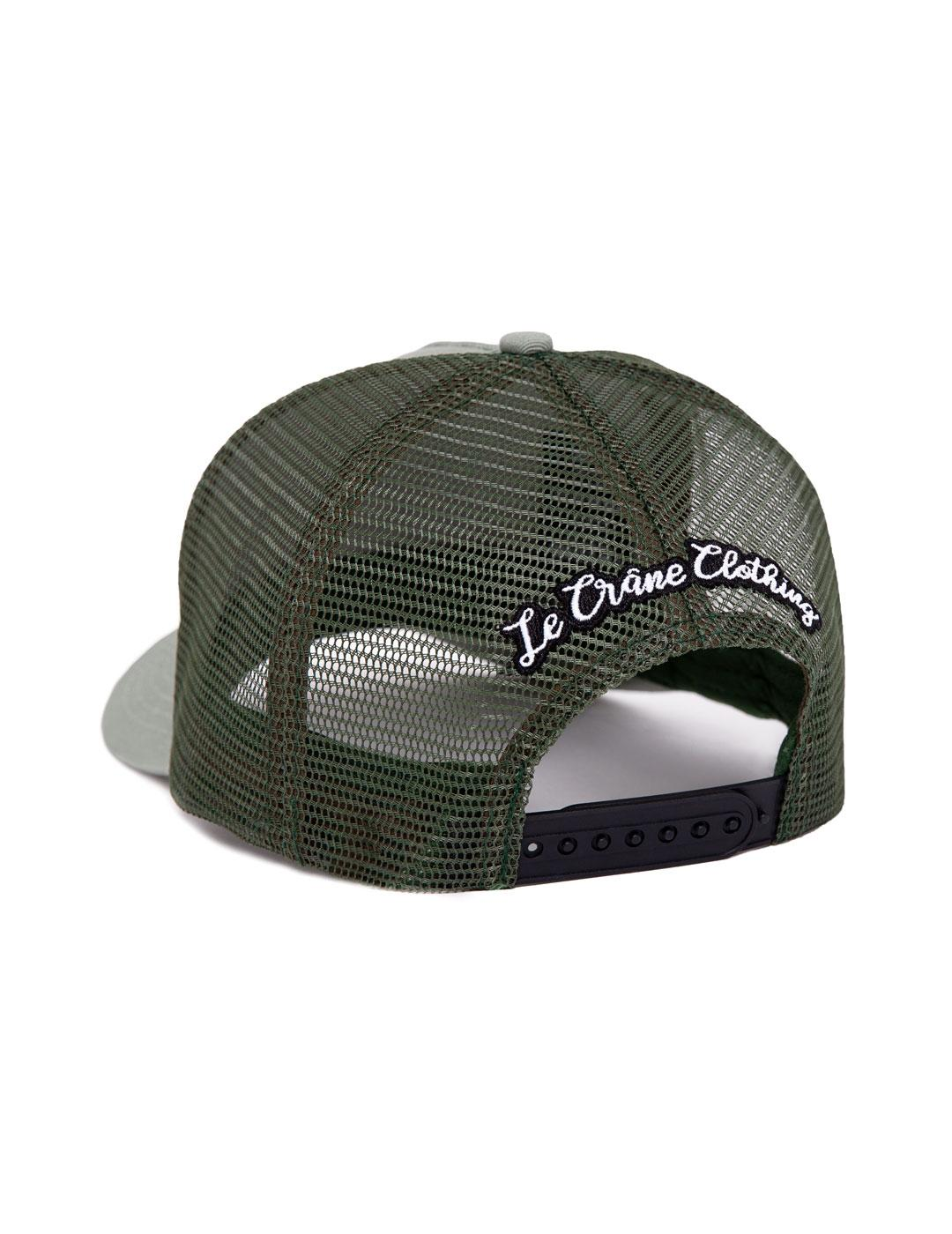 SHELBY CAP GREEN