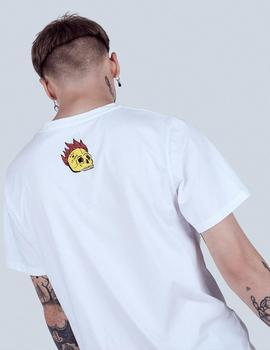 ASIS PERCALES PENDEJO T-SHIRT WHITE