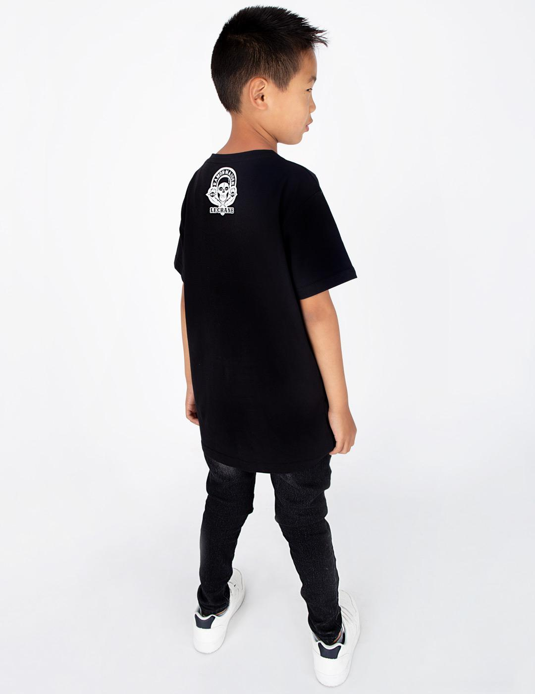 RAMON MAIDEN SHE KIDS T-SHIRT