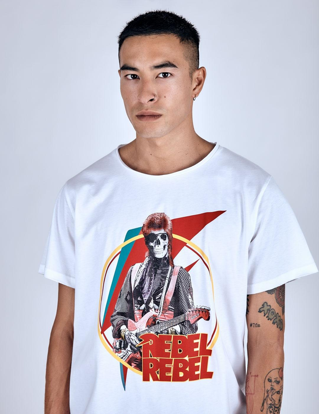 ZIGGY SKULL T-SHIRT